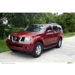 Cистема 08IT Clarion и Andoid в Nissan Pathfinder 2006