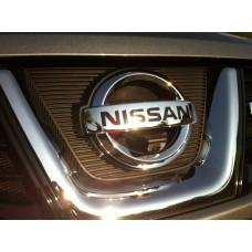 Камера переднего вида Nissan