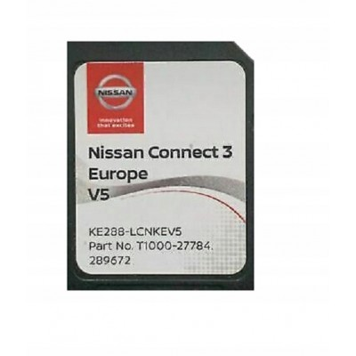 Nissan Connect 3 Европа 2020