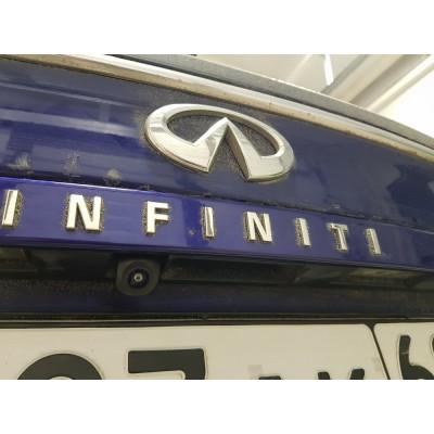 Установка камеры заднего вида Infiniti Q30, Q50, QX30, QX50