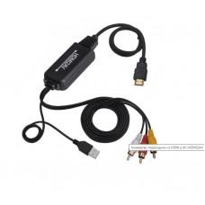 Конвертер из HDMI в AV