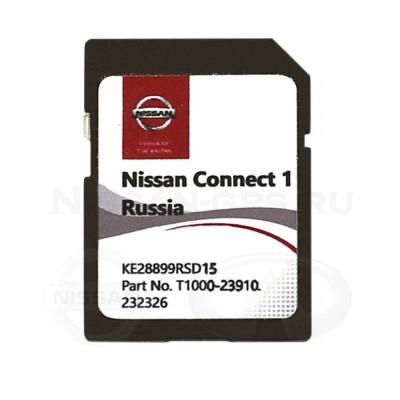 Nissan Connect 1 Россия