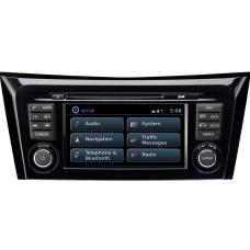 Штатная магнитола Nissan Connect 3
