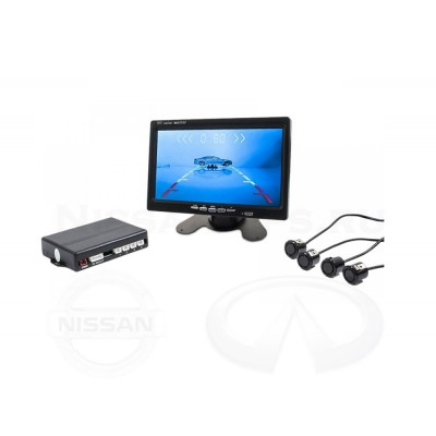 Видеопарктроник PS-03V (4 датчика)